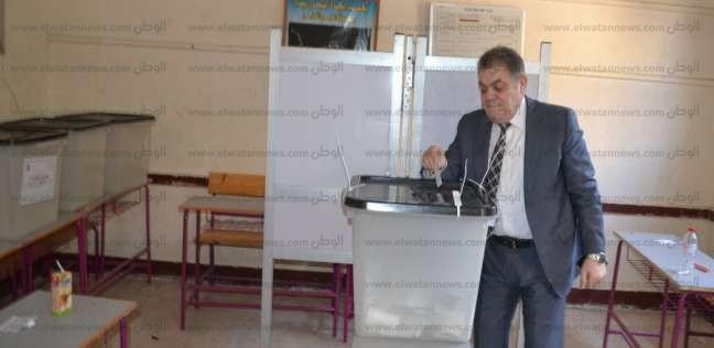 البدوي يدلي بصوته الانتخابي بمسقط رأسه في طنطا