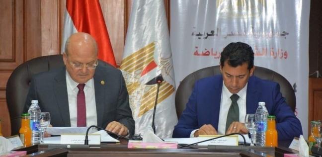 وزير الشباب: التعاون مع جامعة الزقازيق يجسد تكليفات السيسي للمؤسسات