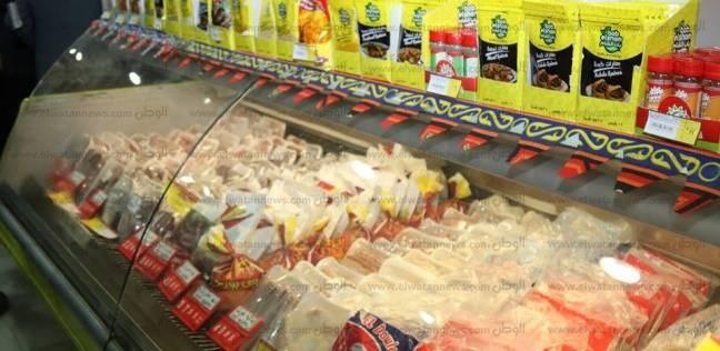 """""""المتابعة التموينية بكفر الشيخ"""": معارض السلع ستستمر حتى نهاية رمضان"""
