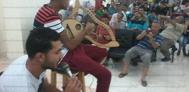 """""""القصير التلقائية"""" تتألق في مهرجان السمسمية ببورسعيد"""