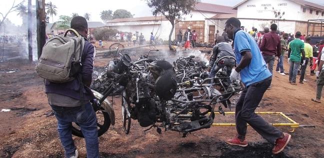 ارتفاع حصيلة انفجار شاحنة صهريج في تنزانيا لـ82 قتيلا