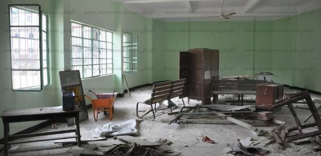 """حملة """"الوطن""""  مدارس كفر الشيخ.. المنشآت والتلاميذ والعملية التعليمية فى خطر"""