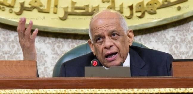"""عبدالعال: """"التعديلات"""" تؤسس لمرحلة جديدة للإصلاح الاجتماعي والسياسي"""