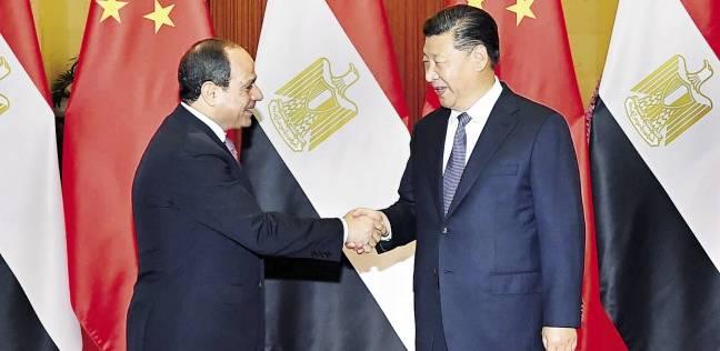 الرئيس فى الصين: 5 اتفاقيات للتعاون الاقتصادى و«بكين» تتعهد بزيادة الاستثمارات والتبادل التجارى