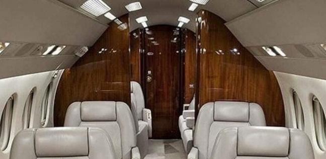 الطائرة المعروضة للبيع