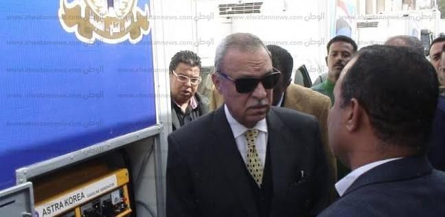 محافظ قنايتفقد أعمال التشطيب لـ96 وحدة سكنية في نجع حمادي