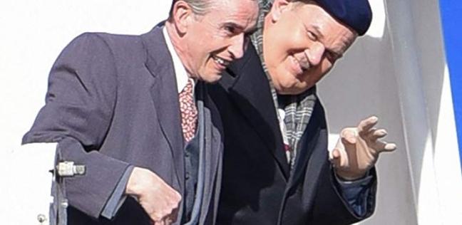 """تريلر فيلم """"Stan & Ollie"""".. جولة في حياة """"لوريل وهاردي"""""""