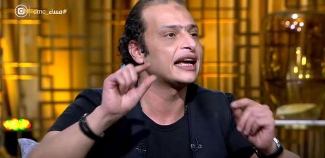 """وائل الفشني: المهرجانات نوع من الموسيقى """"عامل زي السرطان"""""""