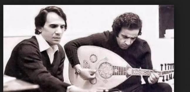 عبدالحليم حافظ وبليغ حمدي