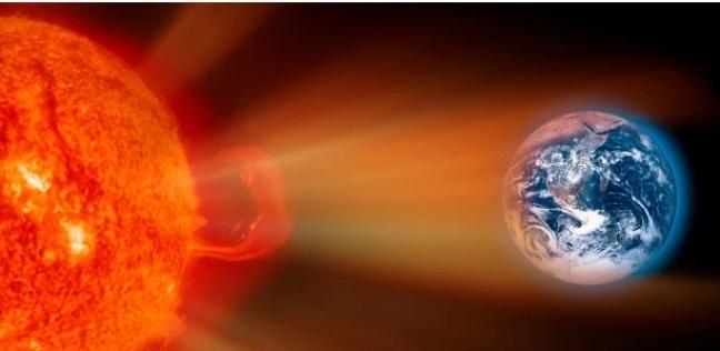الشمس وكوكب الأرض