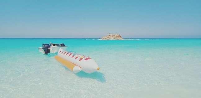 شاطئ «أم الرخم» ذو الطبيعة الخلابة