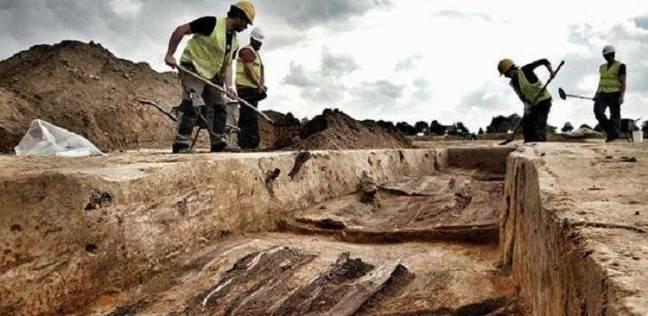 """""""الجحيم على الأرض"""".. مقبرة جماعية لـ125 جندي في خندق ألماني"""