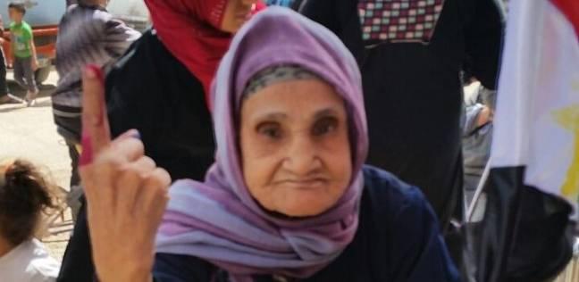 """""""دعم مصر"""": تزايد إقبال الناخبين بلجان مدينتي السلام والنهضة بالقاهرة"""