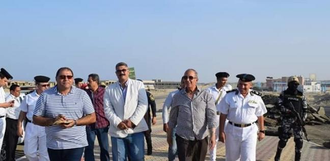 محافظ البحر الأحمر: رفع مخلفات كشط الأسفلت خلال 24 ساعة