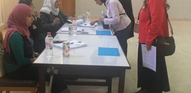 غلق اللجان الانتخابية في قنا لمدة ساعة للراحة