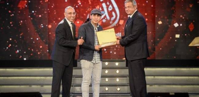 تكريم الفائزين بمسابقة مهرجان إبداع بجامعة القاهرة