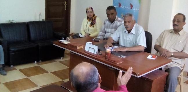 """""""إعلام الخارجة"""" يعقد ندوة عن الحمى القلاعية بـ""""محلية قرى شرق بولاق"""""""