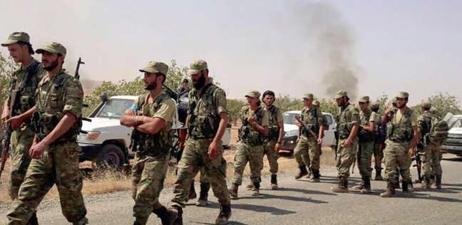 الجيش السوري يعلن القلمون الشرقي منطقة خالية من الإرهاب