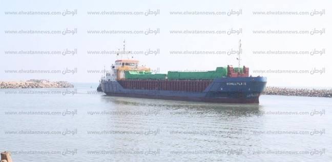 """""""اقتصادية قناة السويس"""": مرور 31 سفينة بموانئ بورسعيد"""