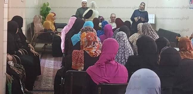 """""""تجديد الخطاب الديني والصحة الإنجابية"""" ندوة لـ""""قومي مرأة بني سويف"""""""