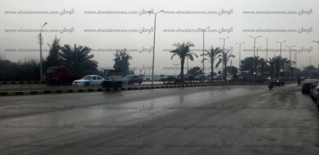عاجل| سقوط أمطار خفيفة على القاهرة والجيزة