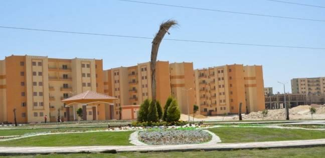 """الانتهاء من تنفيذ أكثر من 4000 شقة إسكان اجتماعي بـ""""15 مايو"""""""