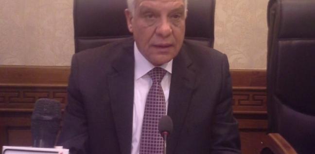 محافظ الجيزة يدلي بصوته في الاستفتاء