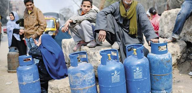 """رئيس """"المنيا الجديدة"""": عربات لتوزيع اسطوانات الغاز بالمدينة بدءا من مارس"""
