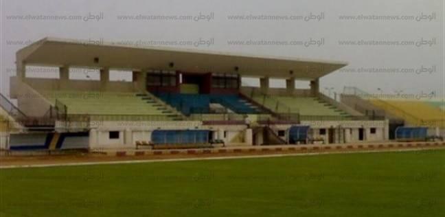 محافظ مطروح: تخصيص 37 مليون جنيه لرفع كفاءة ملعب القرية الأولمبية