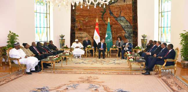 نص البيان الختامي للقمة التشاورية حول السودان برئاسة السيسي
