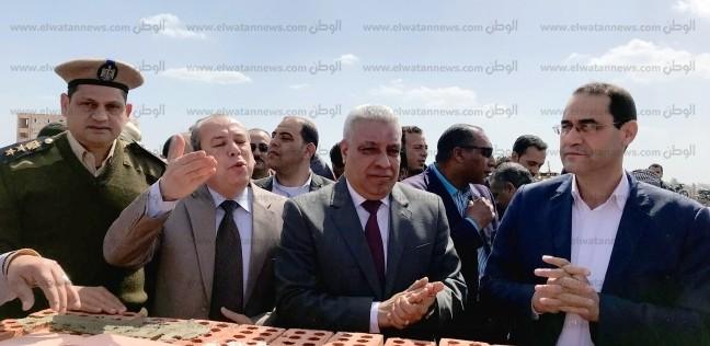 """محافظ كفر الشيخ: """"مرور الرياض"""" ستكون الأولى من نوعها بالوجه البحري"""