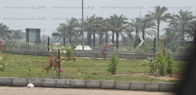 تكثيف أعمال نظافة الحدائق والمتنزهات بطهطا في سوهاج