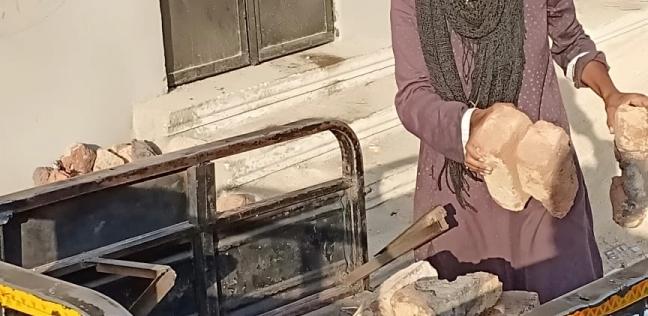 """إصابة 7 إثر انقلاب تروسيكل على طريق """"إيتاي البارود -الدلنجات"""" بالبحيرة"""