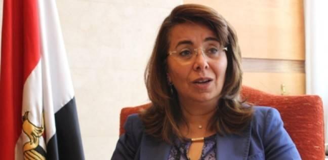 """وزيرة التضامن: ندفع المصروفات المدرسية لـ""""الأيتام"""" لتقليل نسب التسرب"""