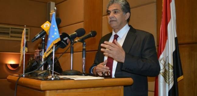 وزير البيئة: مصر أعدت دراسات بمواصفات عالمية لمشروع الحفاظ على الشواطئ