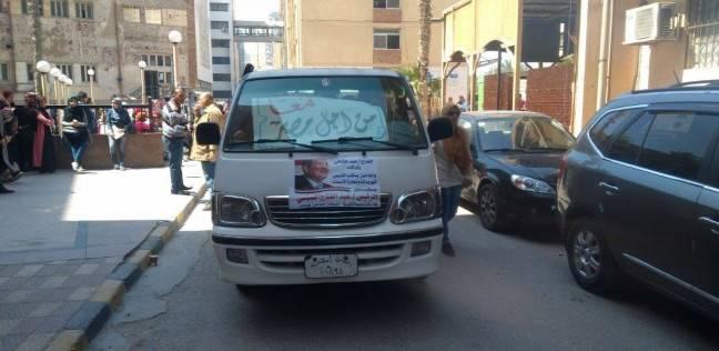 رئيس جامعة الإسكندرية: تخصيص أتوبيسات لنقل الطلاب والموظفين للتصويت