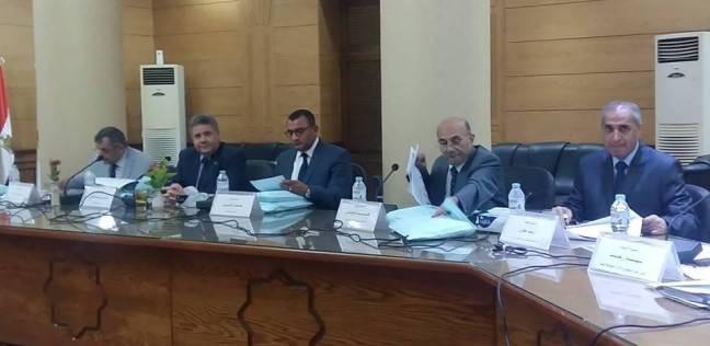 لجنة اختيار القيادات بجامعة بنها تلتقي 24 متقدما لوظيفة مدير الأمن