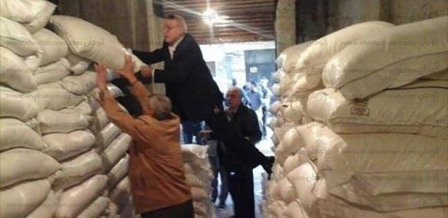 ضبط 230 قضية تموينية و250 اسطوانة بوتاجاز قبل بيعها في السوق السوداء بأسيوط