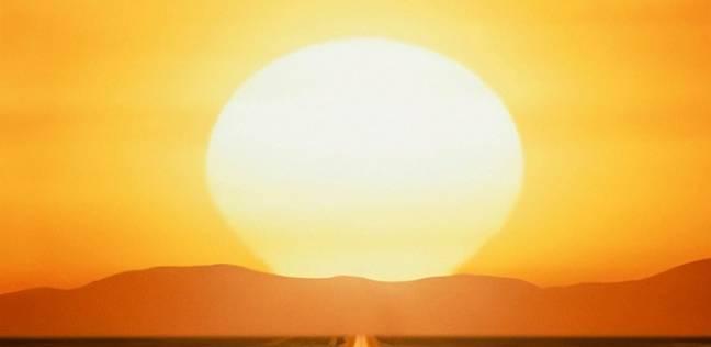 """""""الأرصاد"""" تعلن حالة الطقس غدا الثلاثاء.. والعظمى بالقاهرة 36"""