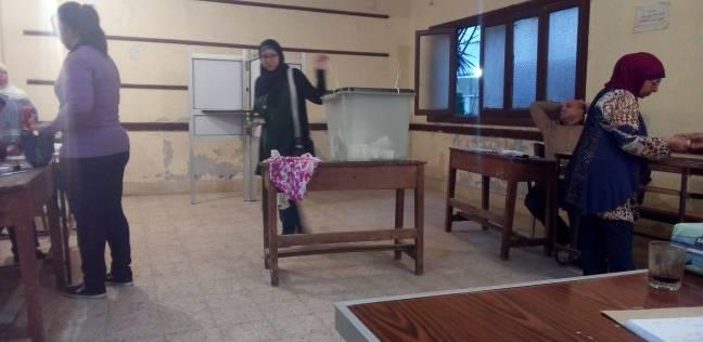 انتهاء اليوم الأول للانتخابات بفيصل والهرم