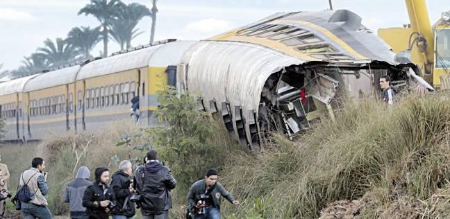 مبادرة «دفتر أحوال»: 158 حادث سكة حديد تقتل 146 مواطناً فى 6 أشهر