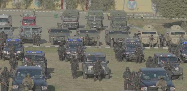 الرئاسة: ما يحدث في سيناء نتيجة لجهد عسكري مبذول خلال الفترة الماضية
