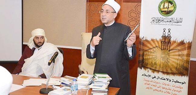 الأمين العام لمجمع البحوث الإسلامية: الأئمة دورهم حماية المجتمع