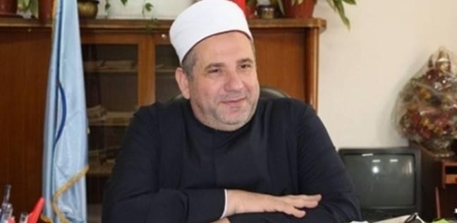 محمد أبوهاشم يهنئ السيسى بفوزه في الانتخابات