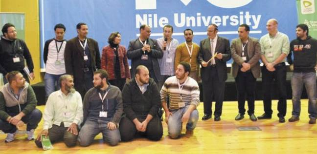جامعة النيل تستضيف نهائي أولمبياد الروبوت المصري
