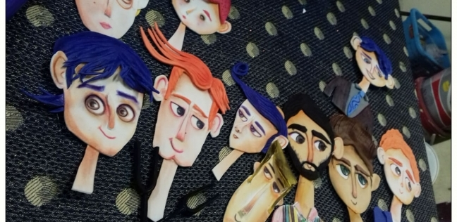 الشخصيات الكارتونية