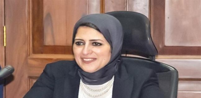 وزيرة الصحة: عالجنا 100 ألف حالة من قوائم الانتظار في 8 شهور فقط