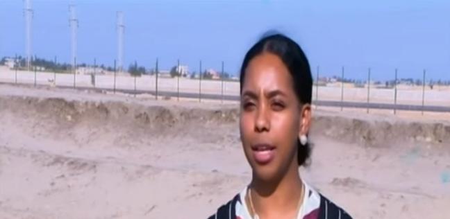 شابة إريترية تزور مصر لأول مرة: المصريون رحبوا بي وتعلمت أشياء جديدة - مصر -