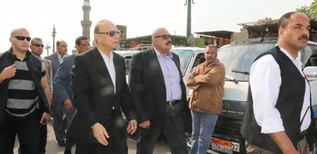 """محافظ القاهرة يطالب بدراسة استخراج رخص شبكات العقارات الجديدة من """"الصرف الصحي"""""""