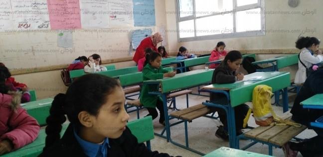 بدء امتحانات الفصل الدراسي الأول للشهادة الإعدادية بشمال سيناء
